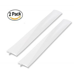 """Silicone Gap Cover, (2 PACK) Silicone Gap Stopper Kitchen Stove Counter Gap Covers – 21"""" F ..."""