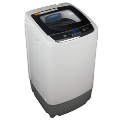 Portable Washing Machine by Black+Decker, Compact Pulsator Washer for Laundry and Clothes, .9 Cu ...