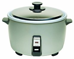 """Panasonic SR-42HZP 23-cup (Uncooked) Commercial Rice Cooker, """"NSF"""" Approved, Stainle ..."""