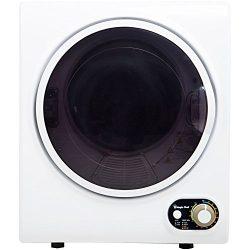 Magic Chef MCSDRY15W 1.5 cu. ft. Laundry Dryer, White