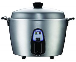 Tatung – TAC-11KN(UL) – 11 Cup Multi-Functional Stainless Steel Rice Cooker –  ...