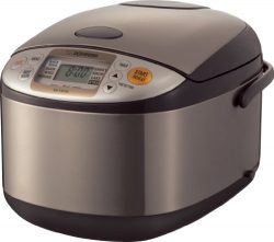 Zojirushi NS-TSC18 Micom Rice Cooker and Warmer – 1.8 Liters
