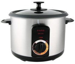 PARS Automatic Persian Rice Cooker (7 cup)