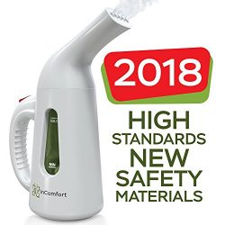 Hand Held Steamer for Clothes – Portable Handheld Garment Steamer – Power Fabric Clothes Steamer ...