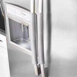 Ougar8 Refrigerator Door Handle Covers Handmade Decor Protector for Ovens, Dishwashers.Keep Your ...