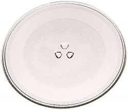 Sears / Kenmore Microwave Glass Turntable Tray / Plate 12 3/4″
