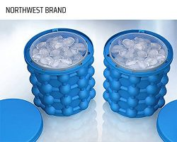 Ice Cube Maker Genie – The Revolutionary Space Saving Ice Cube Maker