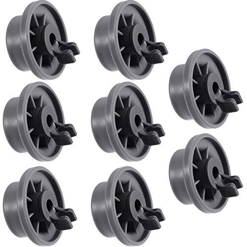 Maxdot Durable 165314 Dishwasher Lower Rack Wheel
