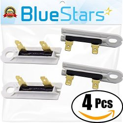 3392519 Dryer Thermal Fuse Replacement part by Blue Stars – Exact Fit for Whirlpool &  ...