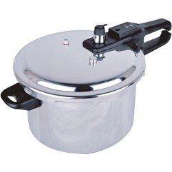 BTWBPC105 – BRENTWOOD BPC-105 Aluminum Pressure Cooker (5.5-Liter)