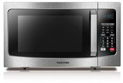 Toshiba EC042A5C-SS Convection Microwave Oven, 1.5 cu. ft./1000W, Stainless Steel