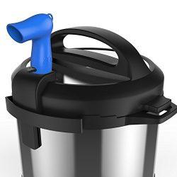 Shappy Steam Release Accessory, Pressure Cooker Steam Guide Silicone Pipe for Instant Pot DUO 6  ...