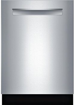 Bosch SHPM98W75N 800 Series 24 Inch Built In Fully Integrated Dishwasher with 6 Wash Cycles,in S ...