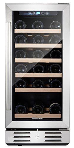 Kalamera 30 Bottle 15″ Built-in Wine Fridge