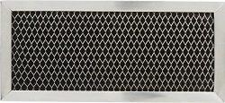 GE JX81H, WB02X10956, Microwave Recirculating Charcoal Filter (2-Pack)