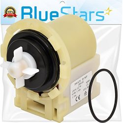 Ultra Durable 8540024 Washer Drain Pump Replacement part by Blue Stars – Exact Fit for Whi ...