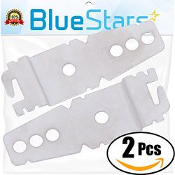 Ultra Durable 8269145 Undercounter Dishwasher Mounting Bracket Replacement part by Blue Stars &# ...