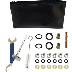 KegWorks Draft Beer System Repair Kit w/Storage Pouch