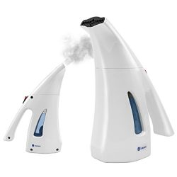 Lonzoro Steamer For Clothes,Powerful Handheld Steamers Clean,Sterilize And Steams Garment Fabric ...