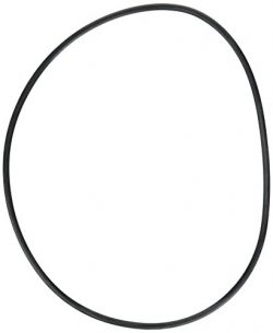 Hawkins B10-09 Gasket for 3.5 to 8-Liter Pressure Cooker Sealing Ring, Medium, Black