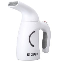 MOFIR YD01 Clothes Handheld Garment Steamer – Fast-Heat, 8-10 Minutes of Continuous Fabric Steam ...