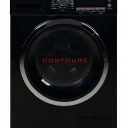 Contoure RV-WD800BK Ventless Combo RV Washer/Dryer – Black