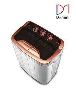 Do mini Portable Compact Twin Tub Washer Machine 13Ibs Capacity Washing Machine and Washer Spin  ...