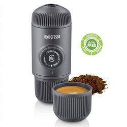 Wacaco Nanopresso Upgrade For Minipresso Portable Manual Espresso Coffee Maker Protective Case I ...