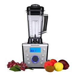 Homeleader Smoothie Blender, Professional High Speed Mixer, with A 70oz BPA-Free Container, Food ...