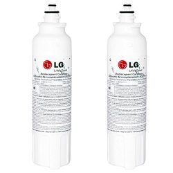LG Refrigerator Water Filter, LT800P, White