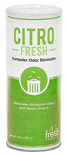 Citro Fresh Dumpster-Odor Eliminator, 12 oz.