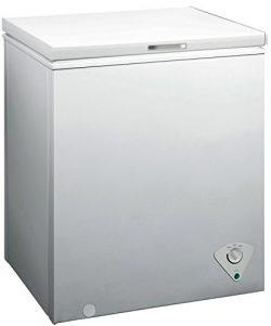 Daewoo DCF-050APW Chest Freezer 5.2 Cu. Ft. | White
