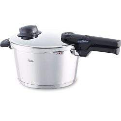 Fissler Vitavit Comfort Pressure Cooker, Cooking Pot, 4.5 ltr, Without Accessory