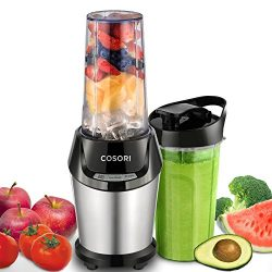 Smoothie Blender, Cosori Smoothie Blender for Shakes and Smoothies, Personal Blender Maker Singl ...