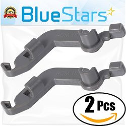 Ultra Durable W10082853 Dishwasher Tine Pivot Clip Replacement Part by Blue Stars- Exact Fit for ...