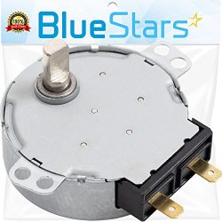 Ultra Durable WB26X10038 Microwave Turntable Motor Replacement Part by Blue Stars – Exact Fit Fo ...