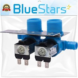 Ultra Durable 285805 Washer Water Inlet Valve with Mounting Bracket by Blue Stars – Exact  ...
