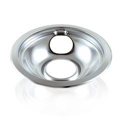 Lid Range Top 8″ Drip Pan for Whirlpool, Sears, AP6016814, PS11750107, WPW10196405