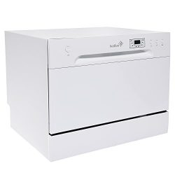Ivation Portable Dishwasher – Countertop Small Compact Dishwasher for Apartment, Condo, RV, Offi ...