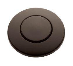 InSinkErator STC-ORB SinkTop Switch Push Button, Oil Rubbed Bronze
