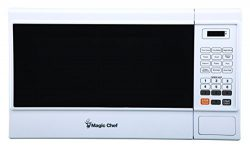 Magic Chef MCM1310W 1.3 cu.ft. Microwave, White