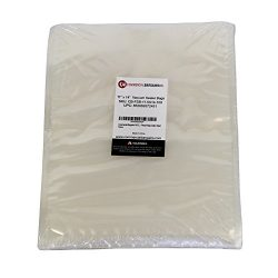 Commercial Bargains 100 CT 11″ x 14″ Vacuum Food Sealer Storage Saver Freezer Bags G ...
