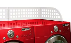 Haus Maus Laundry Guard – Keep Laundry From Falling Off Your Front Loading Washer and Dryer