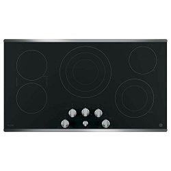 GE Profile PP7036SJSS 36″ Stainless Steel Electric Cooktop