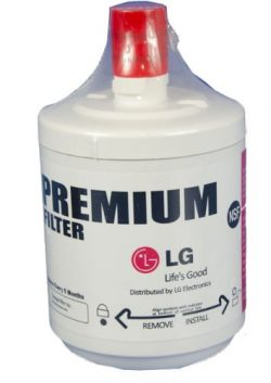 LG LT500P Replacement OEM Refrigerator Water Filter, 1-Pack ADQ72910901