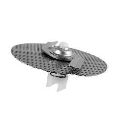 8268383 Dishwasher Chopper Assembly Blade for Whirlpool Kenmore Sears Roper Kitchenaid Replaceme ...