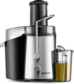 Baulia JM804 Powerful Juice Extractor Juicer Machine, 850W, Black