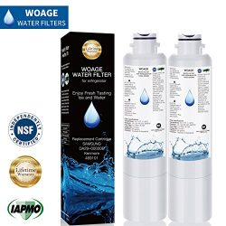 Woage Samsung DA29-00020B Refrigerator Water Filter, Compatible Replacement DA29-00020B, DA29-00 ...