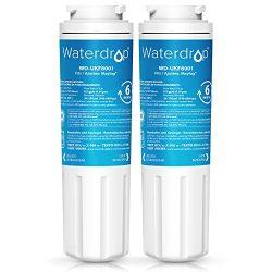 Waterdrop UKF8001 Refrigerator Water Filter Replacement for Maytag UKF8001, UKF8001AXX, UKF8001P ...