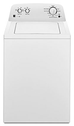 Kenmore 20232 3.5 cu. ft. Top-Load Washer with Deep Fill Option – White